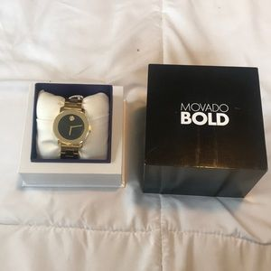 Women's Movado watch